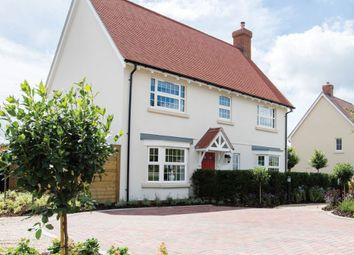 "Thumbnail 4 bed property for sale in ""The Oakley"" at Woodley Place, Elsenham, Bishop's Stortford"