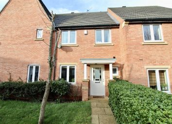 Thumbnail 3 bed town house to rent in Highland Drive, Loughborough