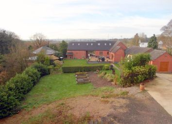 4 bed detached house for sale in Chapel Lane, Threapwood, Cheadle, Stoke-On-Trent ST10