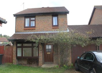 Thumbnail 3 bed property to rent in Tresillian Way, Woking, Surrey