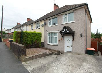 3 bed semi-detached house for sale in Gaer Park Lane, Newport NP20