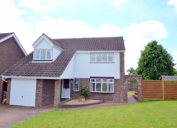 Thumbnail 4 bed detached house for sale in Clarence Road, Clare, Sudbury