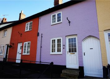 Thumbnail 2 bedroom terraced house for sale in High Street, Bury St. Edmunds