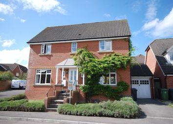 Thumbnail 4 bed detached house for sale in Corbin Road, Hilperton, Trowbridge