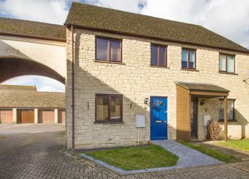 Thumbnail 3 bed semi-detached house for sale in Barrington Close, Witney
