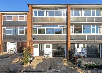 Thumbnail 4 bed end terrace house for sale in Abbots Park, St Albans, Hertfordshire