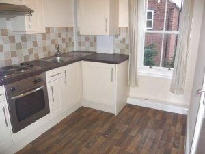 Thumbnail 2 bed flat to rent in King Street, Thorne, Doncaster