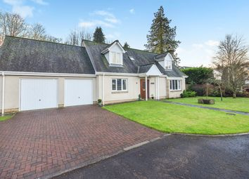 Thumbnail 4 bed detached house for sale in The Paddock, Grandtully, Pitlochry