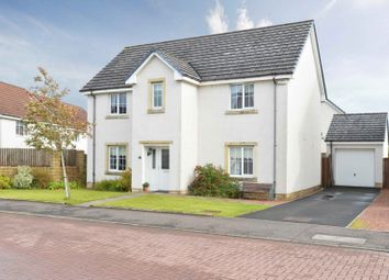 Thumbnail 4 bed detached house for sale in Meadowpark Avenue, Bathgate, West Lothian
