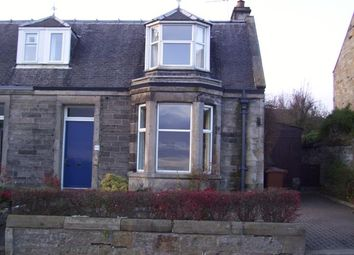 Thumbnail 3 bed semi-detached house to rent in Main Street, Aberdour, Burntisland