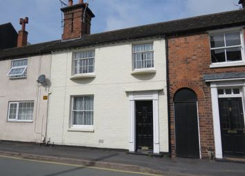 Thumbnail 2 bed terraced house for sale in Castle Street, Stafford
