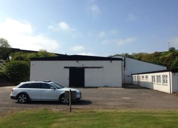 Thumbnail Light industrial for sale in Haugh's Industrial Estate, Inverbervie
