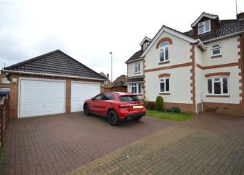 Carnation Drive, Winkfield Row, Bracknell RG42. 5 bed detached house for sale