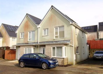 3 bed semi-detached house for sale in Sharpitor Gardens, Ham, Plymouth PL2