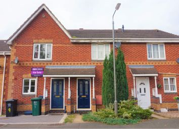Thumbnail 2 bed terraced house for sale in Middle Close, Swadlincote