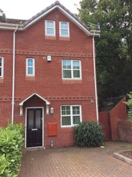 Thumbnail 3 bedroom town house to rent in Mersey Walk, Tranmere, Birkenhead