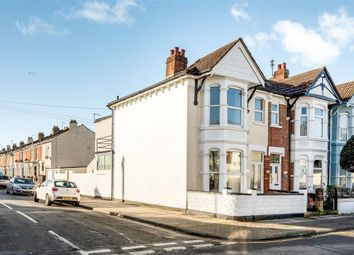 Thumbnail 3 bed end terrace house for sale in Chichester Road, Portsmouth