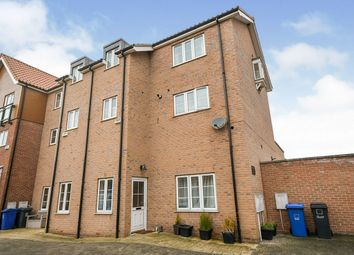 4 bed detached house for sale in Marine Walk, Burton Waters, Lincoln LN1
