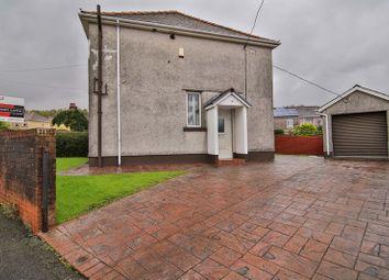 Thumbnail 3 bed semi-detached house for sale in Rhyd-Y-Cae, Rassau, Ebbw Vale
