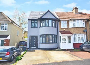Thumbnail 4 bedroom end terrace house for sale in Sidmouth Avenue, Isleworth