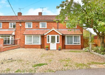 Thumbnail 4 bed semi-detached house for sale in Abbey Close, Wendling, Dereham