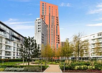 Thumbnail 3 bed flat to rent in Haydn Tower, Nine Elms, London
