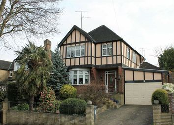 Thumbnail 4 bed detached house for sale in The Charter Road, Woodford Green, Woodford Green
