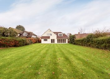 Thumbnail 5 bed detached house to rent in Spinfield Mount, Marlow