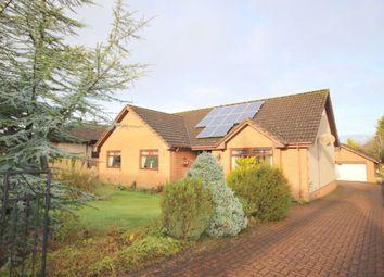 Thumbnail 4 bed detached bungalow for sale in 6 Station Road, Blackridge