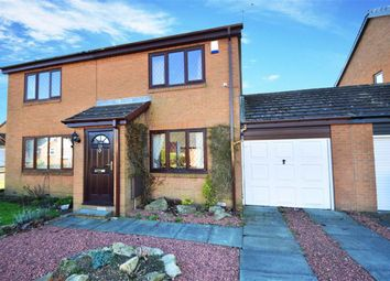 Thumbnail 2 bed semi-detached house for sale in Eland Edge, Ponteland, Newcastle Upon Tyne