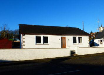 Thumbnail 2 bed bungalow for sale in Main Street, Kirkcowan