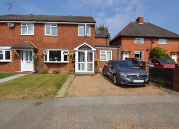 Thumbnail 4 bed semi-detached house to rent in Evendons Lane, Wokingham
