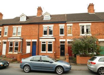 Thumbnail 6 bed terraced house to rent in 122 Park Road, Loughborough