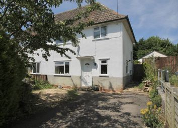 3 bed semi-detached house for sale in Everett Close, Wells BA5