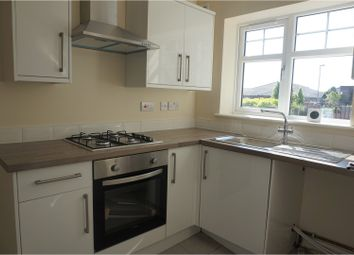 Thumbnail 3 bed town house for sale in Rutland Road, Stoke-On-Trent