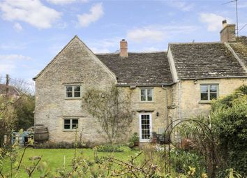 Thumbnail 4 bed cottage for sale in Brook House, Tuners Lane, Crudwell