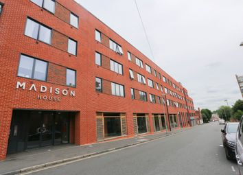 Thumbnail 1 bed flat for sale in Madison House, 94 Wrentham Street, Birmingham, West Midlands
