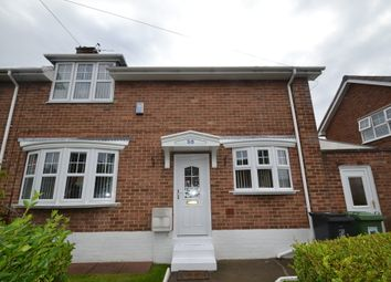 Thumbnail 2 bed end terrace house for sale in Jameson Road, Hartlepool
