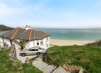 Thumbnail 5 bedroom detached house for sale in Compass Point, Boskerris Road, Carbis Bay, St. Ives