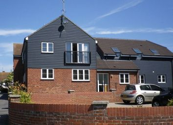 Thumbnail 2 bed flat for sale in Westwood Drive, West Mersea, Essex
