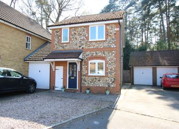Thumbnail 3 bed link-detached house for sale in The Dittons, Finchampstead, Wokingham, Berkshire