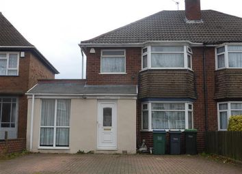 Thumbnail 4 bed semi-detached house to rent in Birchfield Lane, Oldbury