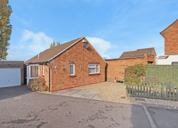 Thumbnail 2 bed detached bungalow for sale in Cheyney Walk, Westbury
