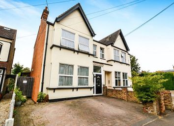 Thumbnail 4 bed semi-detached house for sale in Junction Road, Gidea Park, Romford