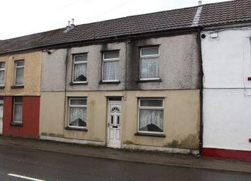 Thumbnail 3 bed terraced house for sale in 7 Rhondda Terrace, Tonypandy, Rhondda Cynon Taff