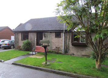 Thumbnail 2 bedroom detached bungalow for sale in The Limes, London Road, Halesworth