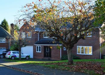 Thumbnail 5 bed detached house to rent in Leighton Close, Gibbet Hill, Coventry