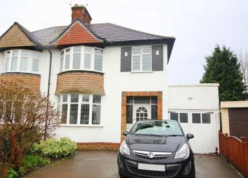 Thumbnail 3 bed semi-detached house for sale in Selworthy Green, Childwall, Liverpool