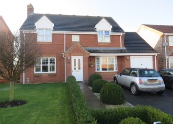 Thumbnail 3 bed detached house to rent in Sargents Way, Hibaldstow