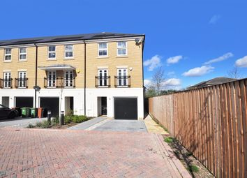 Thumbnail 4 bed town house for sale in Hardegray Close, Sutton, Surrey